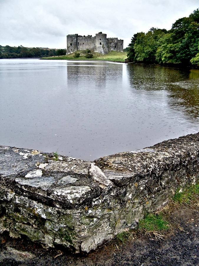 Carew Castle PPembrokeshire