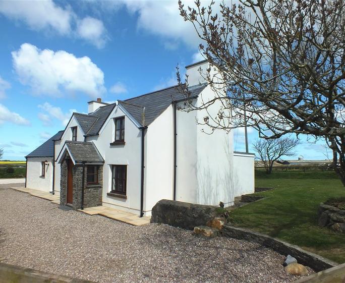 Maerdy Lodge Pembrokeshire Cottage