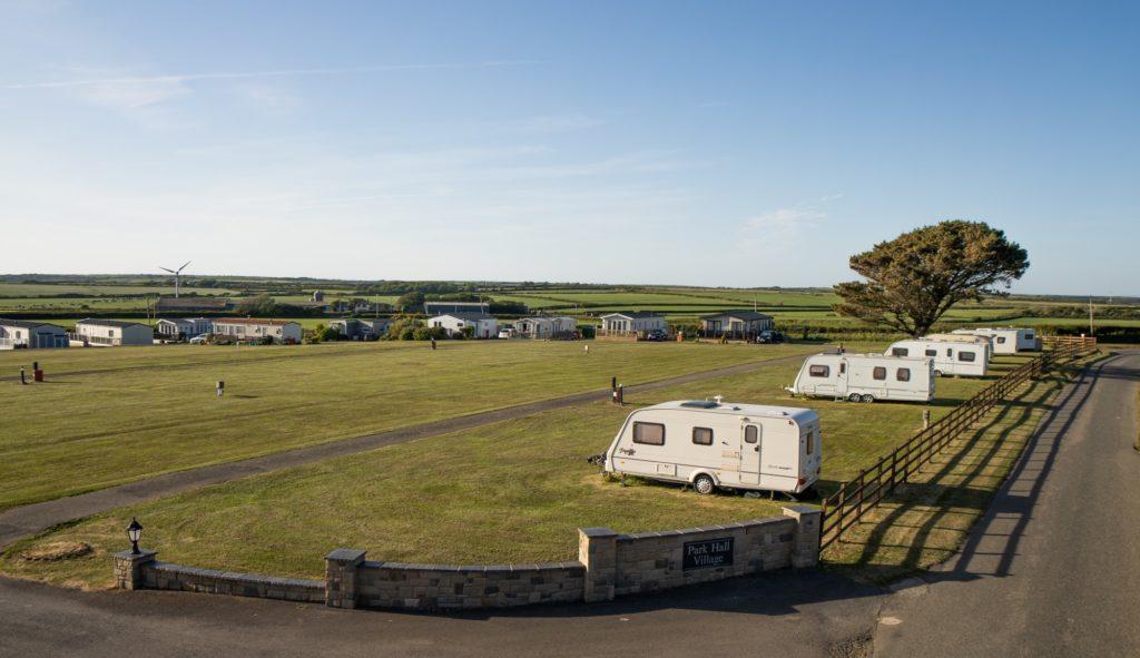Glan Y Mor Campsite Pembrokeshire